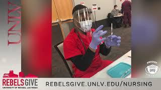 #RebelsGive to Support UNLV Nursing