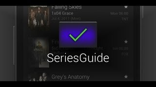SeriesGuide X Pass YouTube video