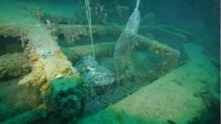 Port Noarlunga Australia  City pictures : ex HA LUMB Dive Wreck, Port Noarlunga, South Australia