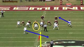 Chris Thompson vs Wake Forest (2012)