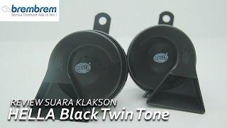 Review Suara Klakson HELLA Black Twin Tone | Brembrem