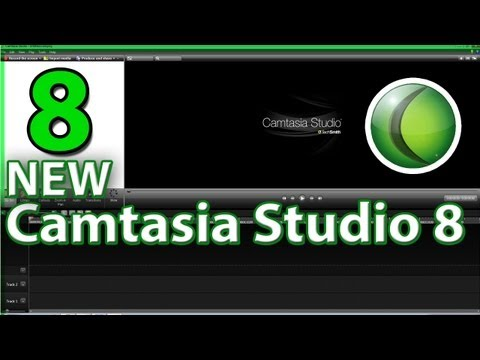 camtasia - The New Techsmith Camtasia Studio 8, review and basic tutorial of the new features and changes. Camtasia Studio 8: http://www.techsmith.com/camtasia-whats-ne...