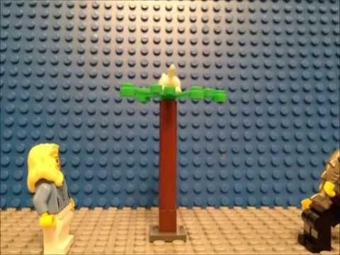 Конструктор LEGO City 60001 Автомобиль начальника пожарной охраны