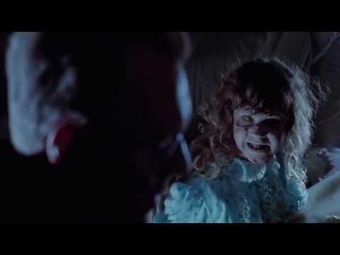 The Exorcist 1973 Scary Priest scene part 1 1080p HD