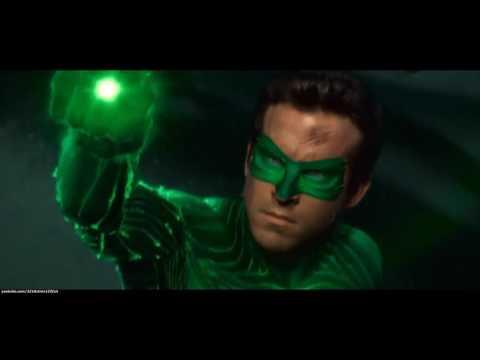Green lantern best fight scene