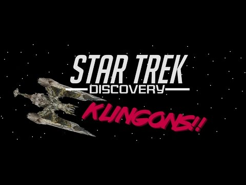 Star Trek Discovery - The Klingon King Theory