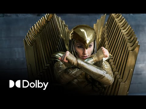 Wonder Woman 1984 Official Trailer | Dolby Cinema