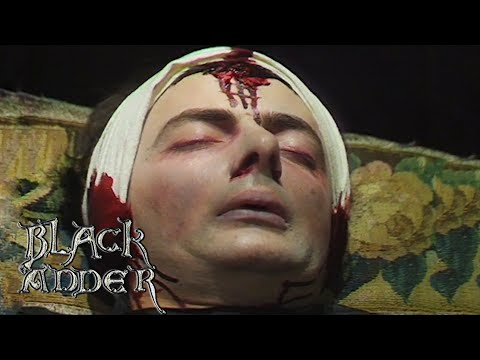 The Death of The Blackadder   The Blackadder   BBC Comedy Greats