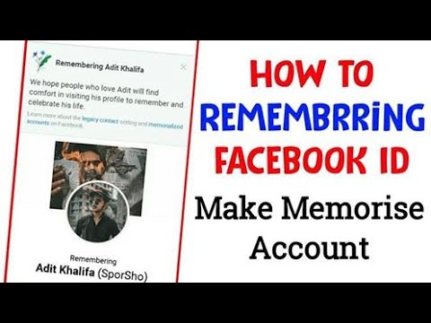 How to Remembering any Facebook Account || Easy Trick