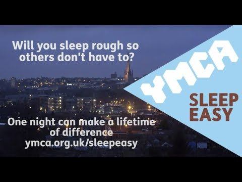 YMCA Sleep Easy - One night can make a lifetime of difference