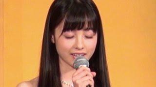 【ゆるコレ】橋本環奈、初「カ・イ・カ・ン」は目をつぶってつぶやき