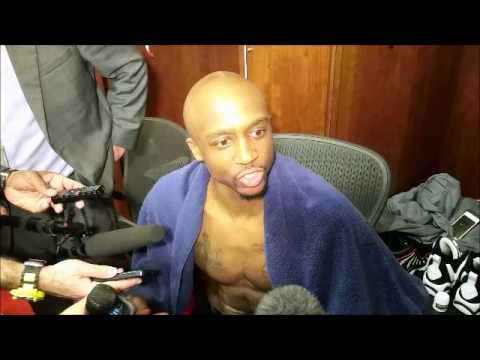 Jason Terry after hitting 5 threes against Wolves