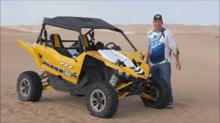 8. 2016 Yamaha YXZ 1000r Side-x-Side Video Review