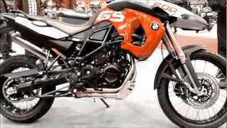 5. COLOR CHANGING BMW F 800 GS Trophy 86 Hp 200 Km/h 2012 * see also Playlist