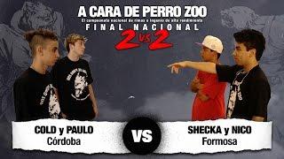 (Córdoba) COLD y PAULO vs SHECKA y NICO (Formosa)TIENDA SUDAMETRICA:https://www.facebook.com/TiendaSudametricaOficial⬇ NUESTRO MERCADO LIBRE ⬇▲ Mercado Libre: https://eshops.mercadolibre.com.ar/SUDAMETRICAORIGINAL⬇ SEGUÍNOS EN TODAS NUESTRAS REDES SOCIALES ⬇🎥 YouTube: https://www.youtube.com/sudametrica👍 Facebook: https://www.facebook.com/sudametrica1original💻 Página Web: https://www.sudametrica.com 📷 Instagram: https://www.instagram.com/sudametrica