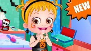 Baby Hazel Game Movie - Baby Hazel Halloween Episodes - Dora The Explorer