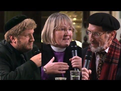 Podiumsgespräch in der Nikolaikirche Leipzig - Krieg & Frieden (Kurzbericht)
