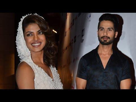 What Are Priyanka Chopra And Shahid Kapoor Hiding?