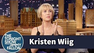 Video Kristen Wiig Makes Up Fake Cocktail Recipes on the Spot MP3, 3GP, MP4, WEBM, AVI, FLV Maret 2018
