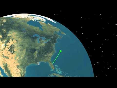 Atlas V OA-4 Mission Profile
