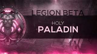 Bay's summary after 3~ Hour Live Testing of the Holy Paladin. Overview of: Spells, Talents, Artifact, Animations. Legion Beta...