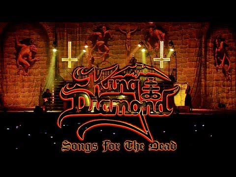 King Diamond - Songs From The Dead Live at The Fillmore FULL ALBUM (2019)