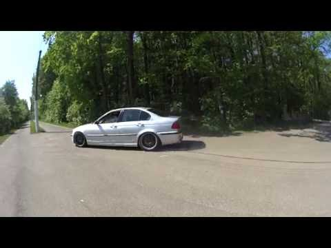 Bmw 330D Turbo remap - M3 exhaust