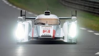 2013 25 Hours of the 24 Hours of Le Mans Promo - YouTube