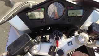 8. 2003 Honda vfr 800a Interceptor with ABS and extras