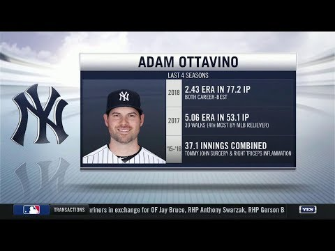 Video: Breaking down Adam Ottavino's reported deal with the Yankees