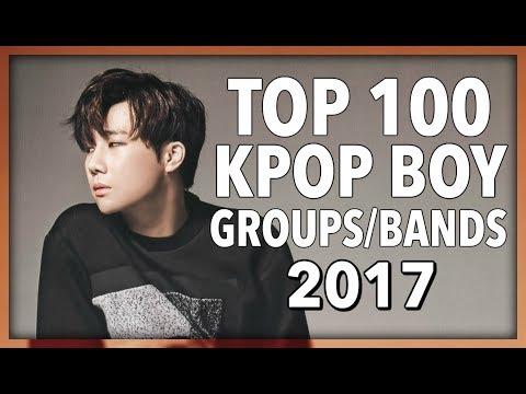 2017.11.23 – INFINITE premier du top 96 des groupes et bandes Kpop de 2017 [VIDÉO]