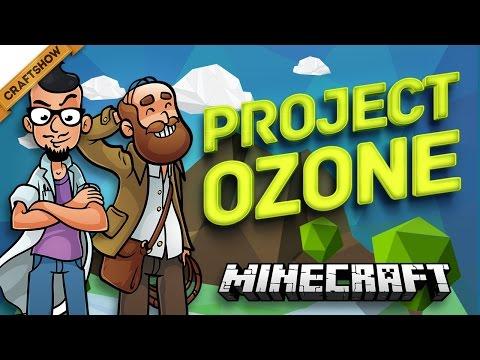 ГРАНД ФИНАЛ  - Project Ozone #36 (Minecraft HQM Sky Block карта)