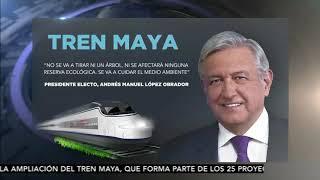 """A Fondo: """"El tren de la esperanza""""."""