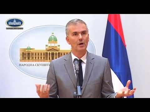 Душан Милисављевић о променама изборног система