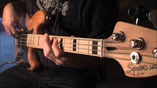 Up to You now Ben Harper and Relentless7 Bass cover