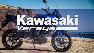 4. Kawasaki Versys ABS - MotoGeo Review
