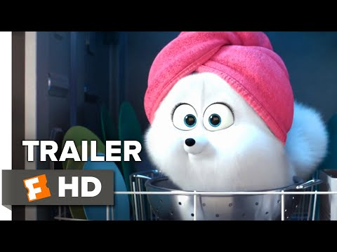 The Secret Life of Pets 2 Trailer (2019)   'Gidget'   Movieclips Trailers