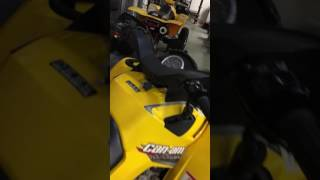 1. Can Am 2007 CAN-AM OUTLANDER 650 H.O. EFI