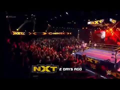 WWE 205 Live Highlights 22 November 2019 WWE 205 live 11 22 19 HIGHLIGHTS