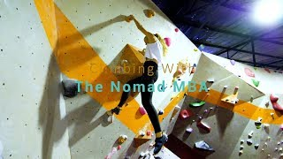 Helping Beginner Climbers To Get Better - The Nomad MBA by Eric Karlsson Bouldering