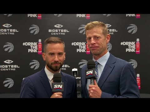 Video: Raptors young core will have more responsibility this season
