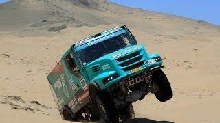 Iveco Dakar 2014  Stage 6