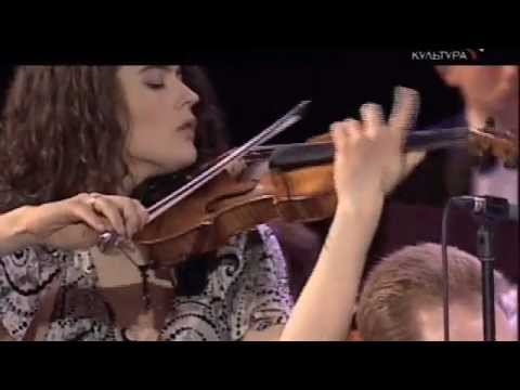 Max Bruch – Double concerto for violin (clarinet) and viola. Alena Baeva, Yuri Bashmet