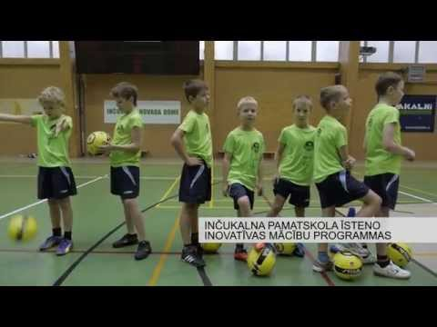Inčukalna pamatskola īsteno inovatīvas mācību programmas