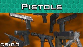 Video CS:GO Pistols Tutorial MP3, 3GP, MP4, WEBM, AVI, FLV Maret 2019
