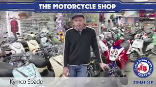 9. Jason Compares Stock Kymco Spade with Upgraded Modded Spade