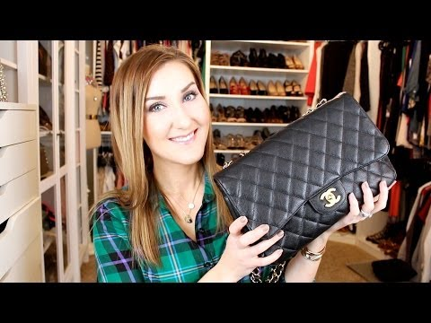 Chanel - Hope you guys enjoy this little (ok, long), bonus video this week! xo, Tiffany OOTD with this bag on my blog: http://goo.gl/vDe3Ov Check out my blog for new ...