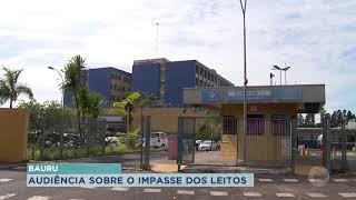 Agendada reunião sobre leitos hospitalares para o Hospital das Clínicas de Bauru