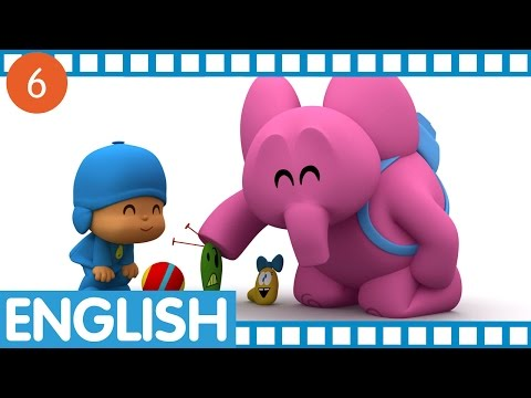 12 - The POCOYO CGI-animated preschool television series, narrated by Stephen Fry, brings children into the bright and exuberant world of POCOYO, an inquisitive a...