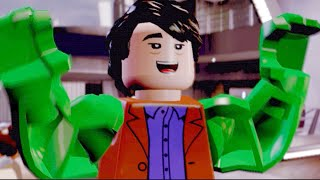 Lego Marvels Avengers Part 2 Avengers Age of Ultron Movie Walkthough No Strings On Me